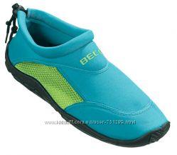 Голубые аквашузы для серфинга и плавания BECO 9217 668