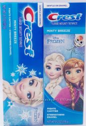 Детская зубная паста CREST 4, 2 oz Pro-Health JR Frozen