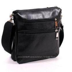 Мужская кожаная сумка М6
