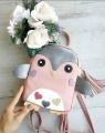 Детский рюкзачок Penguin, ручная работа