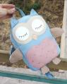 Детский рюкзачок Оwlet, ручная работа