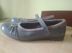 Туфли кожаные Clarks Новые