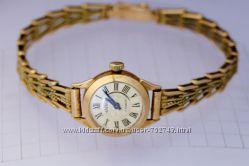 d4f685ccebc7 Золотые часы 585 Чайка, 12480 грн. Женские часы и аксессуары купить ...