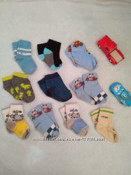 Носочки носки на 1-2 года.