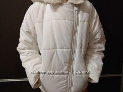Куртка зимняя косуха OshKosh для девочки 10лет