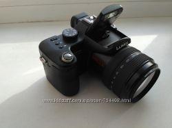 Цифровая фотокамера Panasonic LUMIX DMC-FZ50 Black