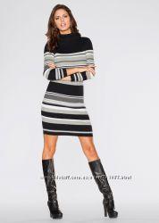 Трикотажное платье Bonprix