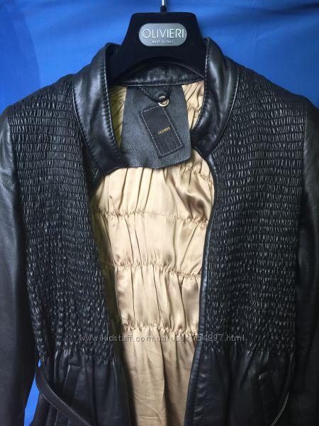 #1: Куртка кожаная