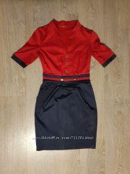 Sale. Шикарное платье р. 44-46 наш M-ка.