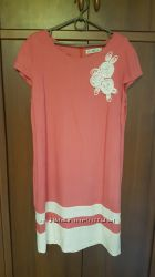 Распродажа. Шикарное платье MIA BELLA р. 52-54 наш.