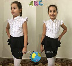 Школьные блузочки