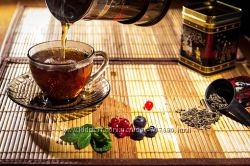 Чай. Аромат лета.  Витамины.