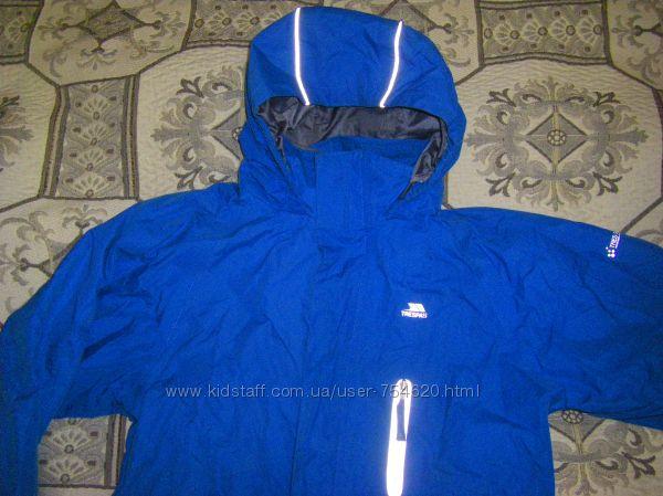 Непромокаемая курттка с флисовой подстежкой Треспасс 140-152