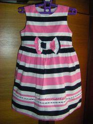 Нарядные платья девочке р. 104-116