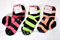 Цены ниже оптовых s79 Пчёлка Женские носки, антиаллергенная нежная плюшева