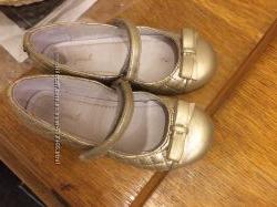 Туфельки Mayoral золотистие