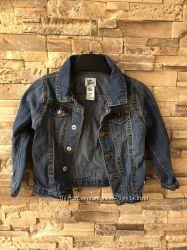 Джинсовка джинсовая куртка OshKosh Carters 24M. Новая.