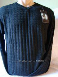 Джемпера мужские. Пуловер. Сезон осень-весна. Разные цвета. Размеры 46-52.