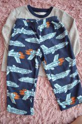 Пижамки Carters Картерс 2t