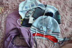 Демисезонные шапочки для малыша на любой вкус