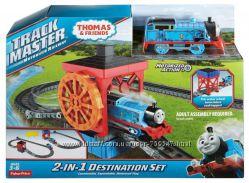 Игровой набор Thomas & Friends TrackMaster 2-in-1 Оригинал FisherPrice