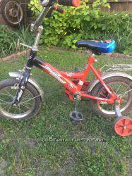 Детский велосипед McQueen