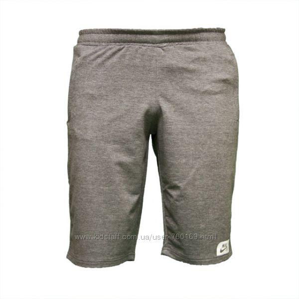Трикотажные мужские бриджи Nike р. 46-48-50-52. Два цвета