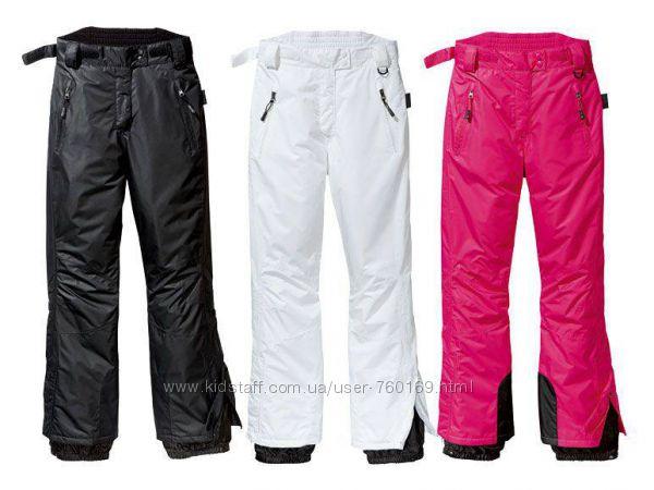 Шикарные лыжные термо-штаны на женщину р. 42 от Crivit