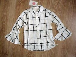 Шикарные блузки от бренда Glo-Story р. 110-120-130-140-150-160, Венгрия
