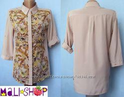 Блуза длина рукава регулируется