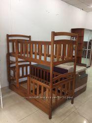 Кровать подростковая двухъярусные и одинарные кровати