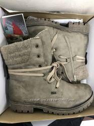 Женская зимняя обувь Rieker  Германия. Оригинал.