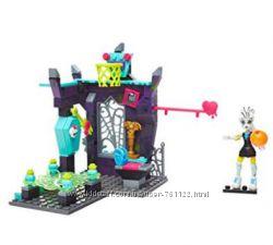 Конструктор Mega Bloks Monster High Frankie Stein Doll спортзал Оригинал
