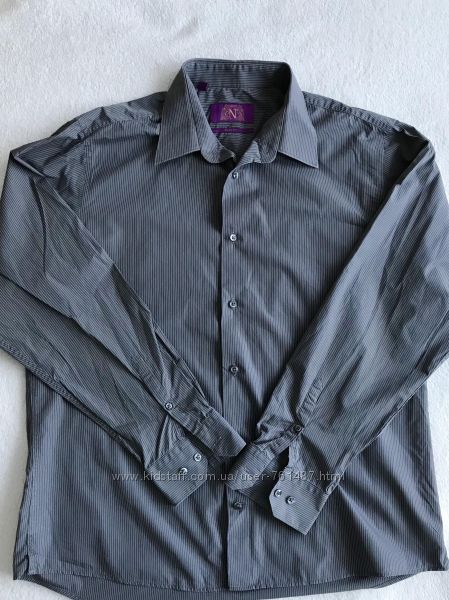 74b776d1ed0 Мужская рубашка в полоску