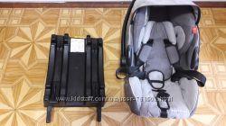 Детское автокресло RECARO Young Profi Plus с базой IsoFix