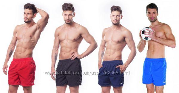Спортивные мужские шорты, плавки Shepa Польша, свободные