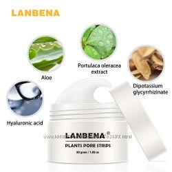 Lanbena маска, очищающее средство от угрей и чёрных точек