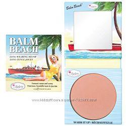 Румяна бронзер The Balm Balm Beach, бронзатор румяна Балм
