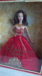 Holiday Barbie 2014