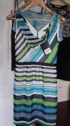 Стильное фирменное платье.