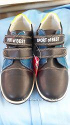 Ботинки Y. TOP р-р 32, черные