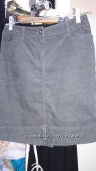 Вельветовая юбка фирмы Остин.
