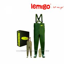 Вейдерсы LEMIGO 997 размеры в наличии