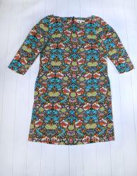 Яркое платье Esprit, размер 34-36