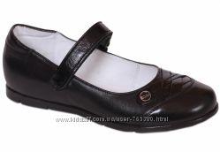 Туфли школьные на девочку 32 -37 размеры, разные модели