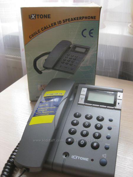 Телефонный апарат IX TONE C60LC CALLER