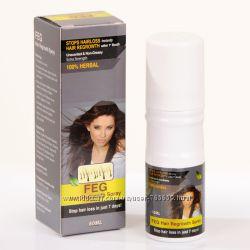 Feg Regrowth Hair 60 мл  натуральное средство для роста волос