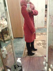 Кашемировое пальто Carloot Corp размер S