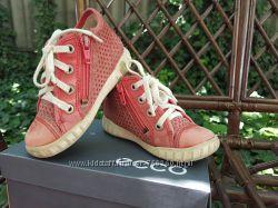 Экко ботиночки осень