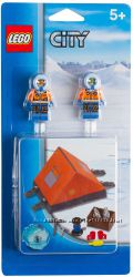 Лего Lego Арктична палатка 850932